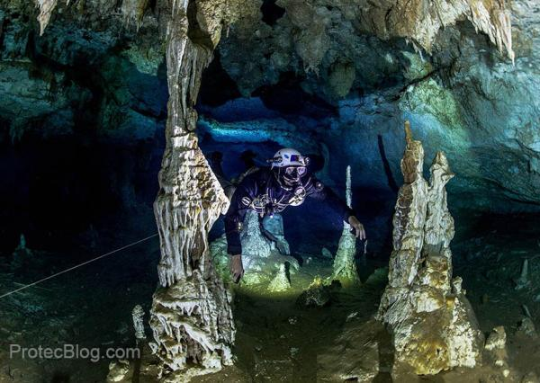 cenote and cave diving